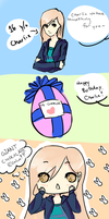 How I Met My Egg by ShimminyCricket