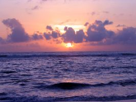 Dehiwala Sunset by curiousused