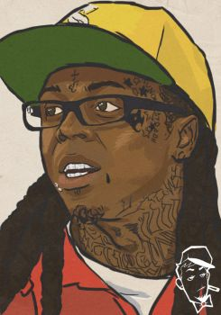 Lil Wayne by EarnSomeHeight