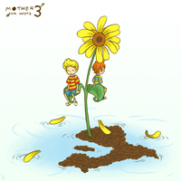 Mother 3 for Haiti by shiroandfubuki