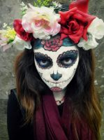 Mexican Skull by kokoammm