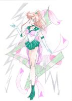 Sailor Jupiter by SadnessSilver