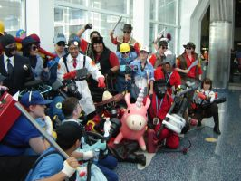 Meet the Gathering AX 2012 by A-Mad-God