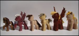 Bizibit OC Pony Collection by xofox