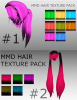 MMD Texture Packs by SheviEdge