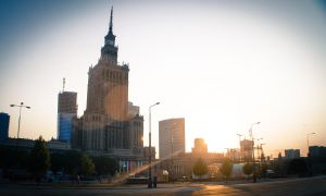 Warsaw Love by madaphotography