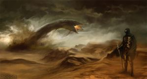 Sands of Arrakis by akreon