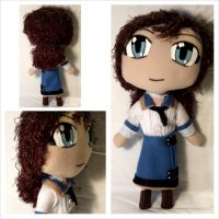 Commission: Elizabeth from Bioshock Infinite by mihijime