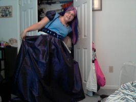 Twilight Sparkle Gown (Gift ) by TaliBelle-Cosplay