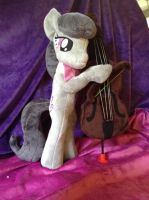 Octavia is complete! FOR SALE by Littlestplushoppe