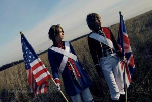aph_america_england_w by ItsuChi