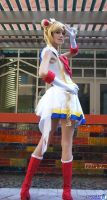 Sailor Moon - Fight for Peace by P0kyu