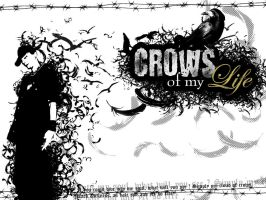 Crows of my life by chouk57