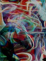 an abstract world 051 by strange-art-gallery