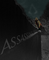 Assassin in the Snow by Space-Drive-Overdose