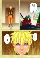 Naruto chapter 404 page 8 by russ-artiste