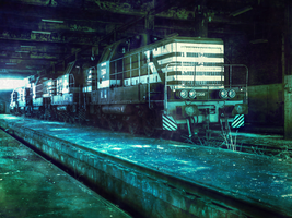 Last Train Home by Waterboy1992