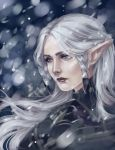 Light Elf by DrearyBurn
