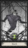 Ben 10 Tarot- 13. Death by CheshireP