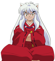 Inuyasha by MTRiZkit
