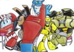autoboys In Sync by prisonsuit-rabbitman