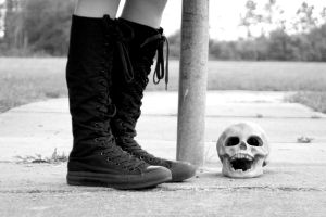 These Boots Were Made to Kill by Insanityisthefuture