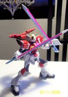 Sword Impulse Gundam 1-100 HG by Renegade-V