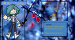 Winter Kingdom Rik Loess App by GothicRift