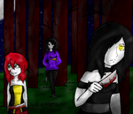 .:COVER:. Just a night. by Minniedarknees