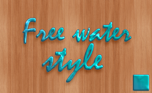 FREE Water style by Matylly