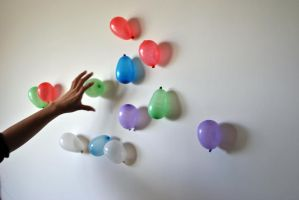 Water balloons. by 10nguduy