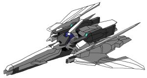 RGE-G2000X Prototype Clanche (flight mode) by unoservix