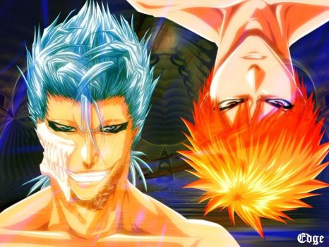 Arrancar Duel by knightedge