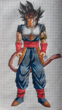 Dragon Ball Fusions: BAROTTO by Darkhameleon