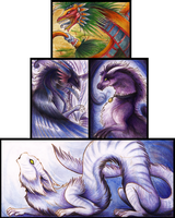 ACEO Batch 3 by Lyswen