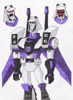 Blitzwing by BlackTerrorsaur
