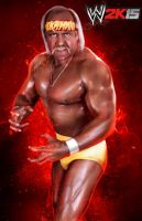 WWE 2K15 Hulk Hogan (Classic) Render by ThexRealxBanks