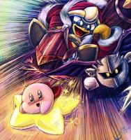 Kirby's air ride by Evanatt