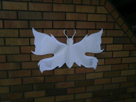 Open Wings on Campus One by EllieJelly666
