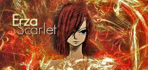 Erza Scarlet's Signature by Katte23