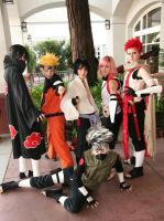 Naruto - Group by KoiCosplay