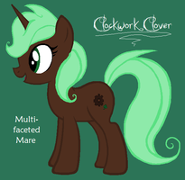 Clockwork Clover Profile by ZumbaZyn