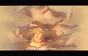 Event: Teru Under Rubble by Imp-y