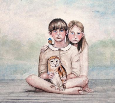 little brother by axellie