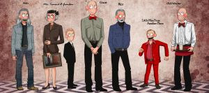 Twin Peaks - Black Lodge by lilis-gallery
