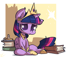 When's Celestia coming back... by atryl