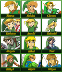 .:ALL OF THE LINKS:. by SiscoCentral1915