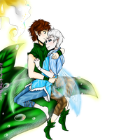 Tinkerbell!Au Hijack by aerith31