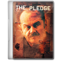 The Pledge (2001) Movie DVD Icon by A-Jaded-Smithy