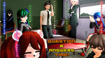 [MMD] Question and Answers Time V2! by TwilightAngelTM
